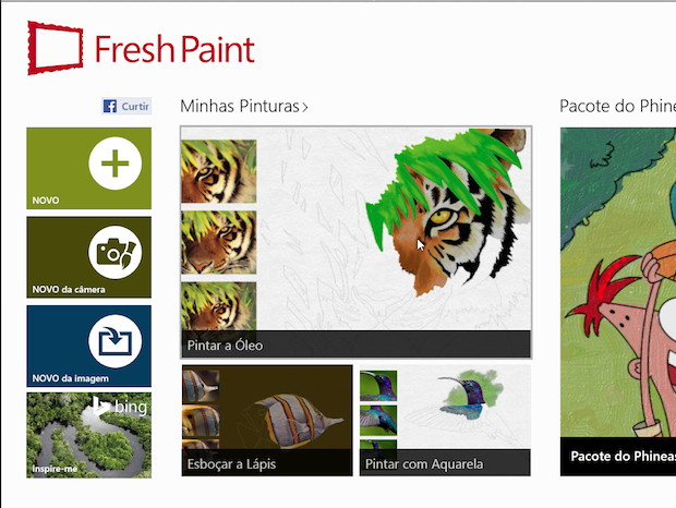 Freshpaint - Windows 8.1