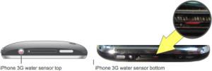 Sensores de humidade - iPhone