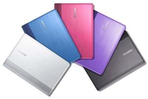 Portáteis Samsung