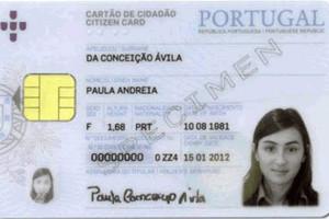 Segurança Cartão de Cidadão