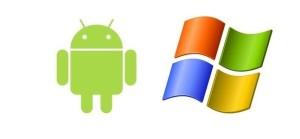 Converter Android em Windows