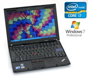 Lenovo X201 usado