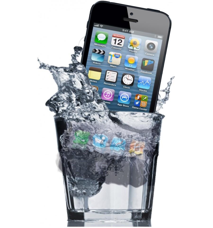 12 Tips For Water Damage Repair: Apple à Prova De água