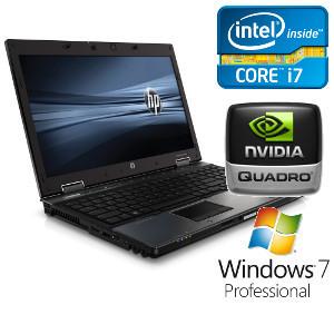 HP EliteBook 8540W Quadro FX880