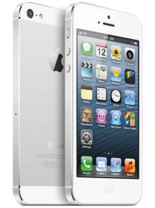 iPhone 5 32GB Branco / Cinza